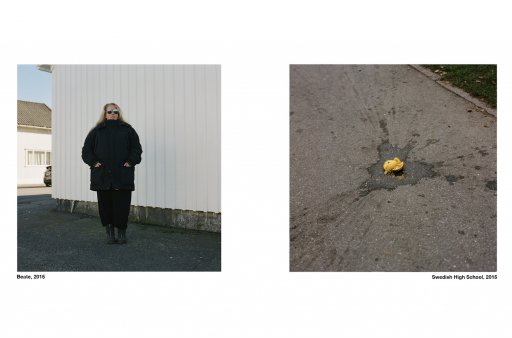 Beate, 2015 – Swedish High School, 2015 Kim Jakobsen To