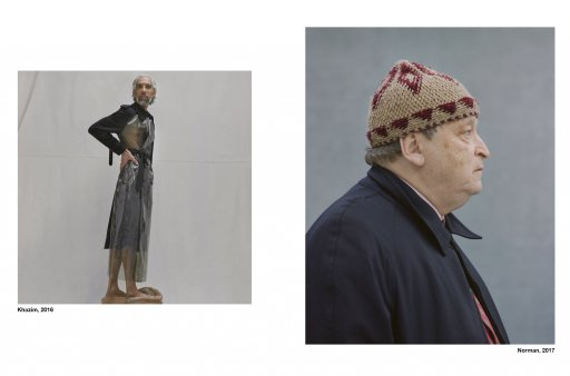 Kazim, 2017 – Norman, 2017 Kim Jakobsen To